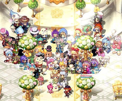 みゅ結婚式③