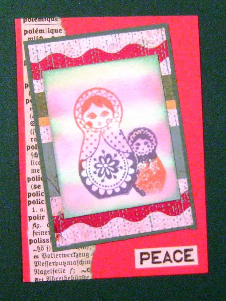 ATC [P] peace