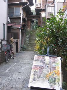 本郷菊坂スケッチ