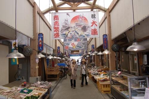120906大正町市場。