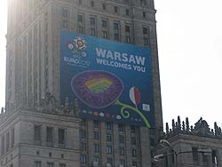 welcom to warsaw