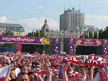 polish supporters
