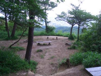 鍋蓋山山頂2