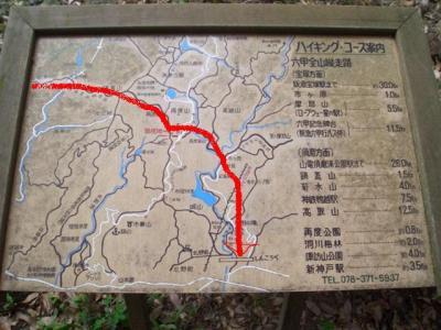 大龍寺マップ