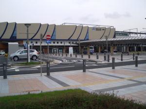 福知山駅 北側