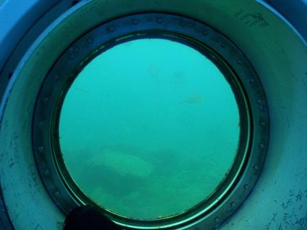101108 海洋展望塔のぞき穴