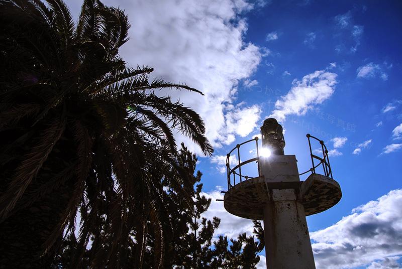 さかな広場:灯台