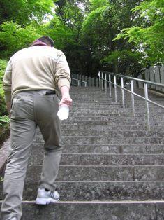 日本一の石段1