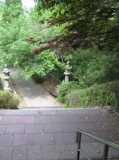 日本一の石段2