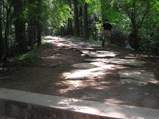 日本一の石段9
