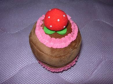 バースデーケーキ!?