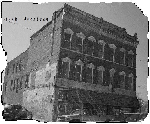 古いビルディング