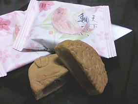 桜和菓子320120303