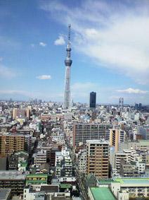 東武スカイツリー20120401