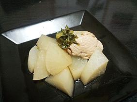 炭野菜煮物20121208