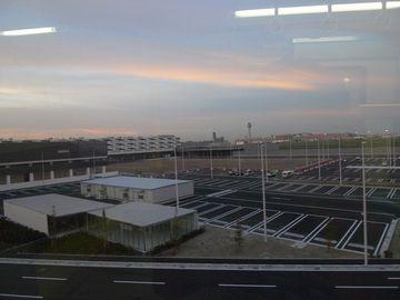 羽田国際線ターミナル!