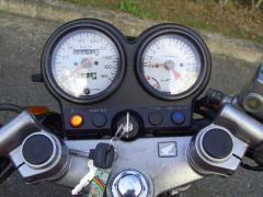 VT250SPADA メーター