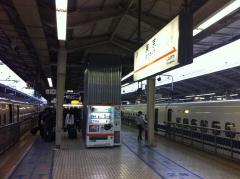 新幹線 上京