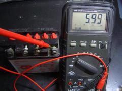 旧バッテリー FB3L-A 駄目