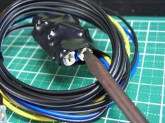 LEDダミーセキュリティー(FLASH)TYPEφ5mm P6
