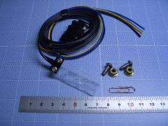 LEDダミーセキュリティー(ほたる)TYPEプレート P1