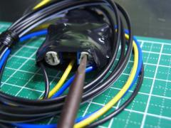LEDダミーセキュリティー(W-CLICK)TYPEφ5mm-キーオフ連動- P4