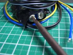 LEDダミーセキュリティー(W-CLICK)TYPEφ5mm-キーオフ連動- P5