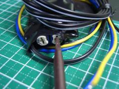 LEDダミーセキュリティー(W-CLICK)TYPEφ5mm-キーオフ連動- P6