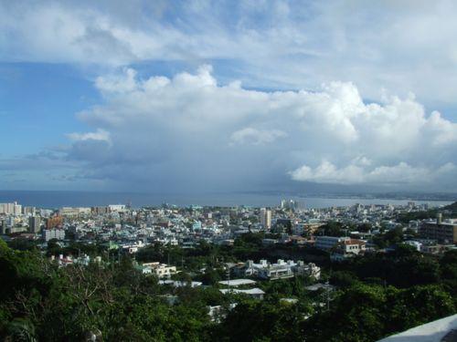 嘉数高台公園からの眺め2