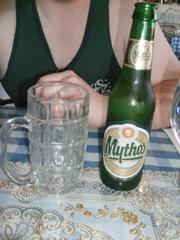 のんびりらいふ@かなだ-ギリシアビール