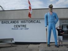 のんびりらいふ@かなだ-Badlands Historical Center