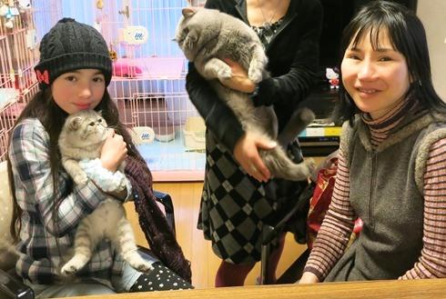 16)こまるちゃんとフリフリちゃん