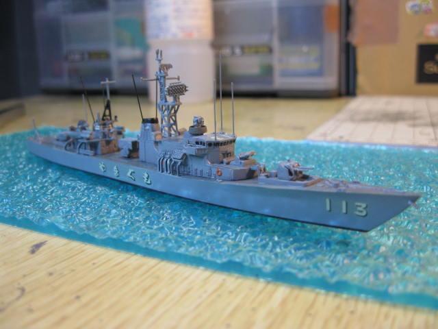 護衛艦やまぐもDD113 の5