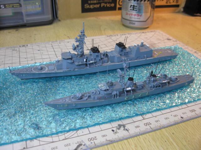 護衛艦やまぐもDD113 の9