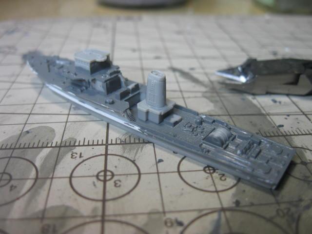 海上自衛隊掃海艇はつしま MSC649 の3