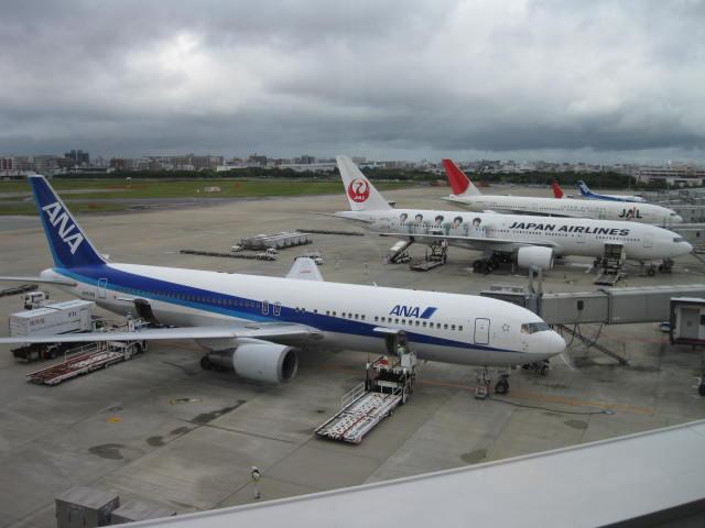 福岡空港 20111022 の1