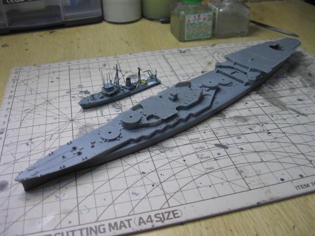 日本海軍航空戦艦 伊勢 の2