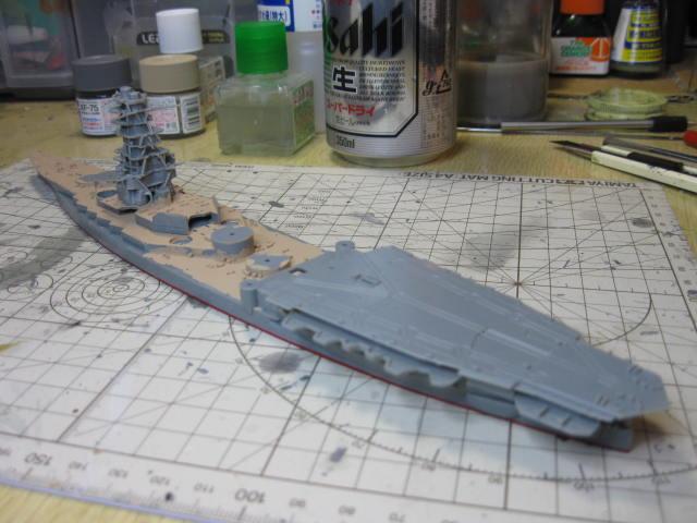 日本海軍航空戦艦 伊勢 の3