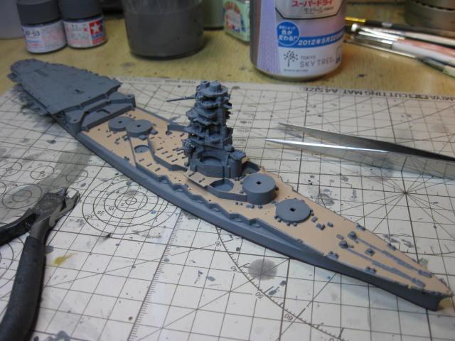 日本海軍航空戦艦 伊勢 の4