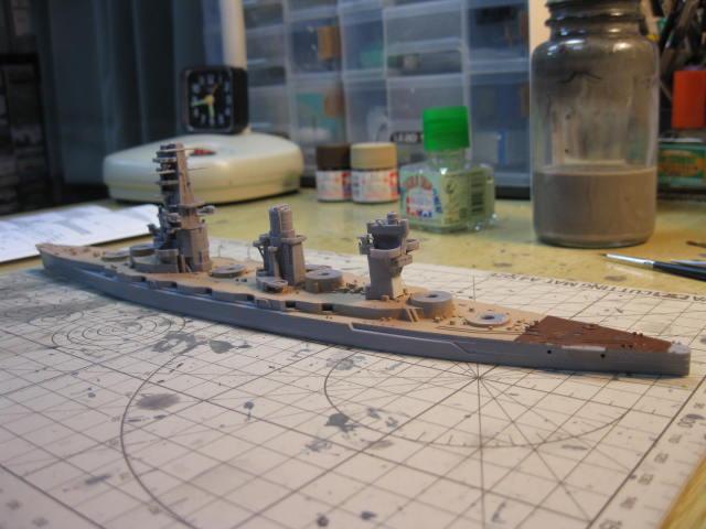 戦艦 山城 の3