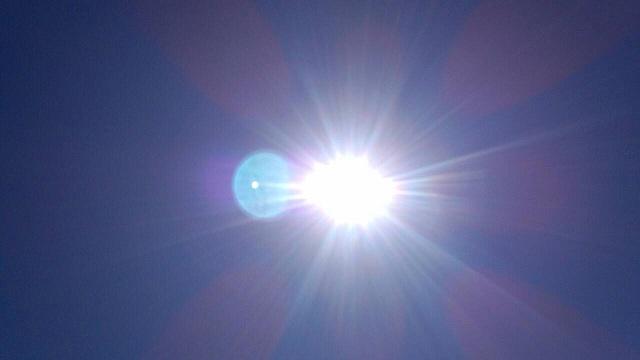 ミーママ撮影の夏が終わりを告げた空と太陽1