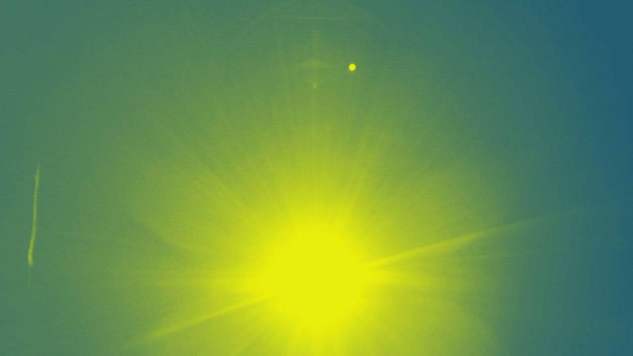 ミーママ撮影の夏が終わりを告げた空と太陽7