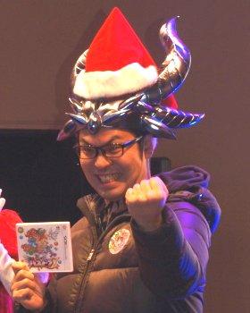 クリスマス山pさん