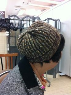 Uさん 2011 帽子