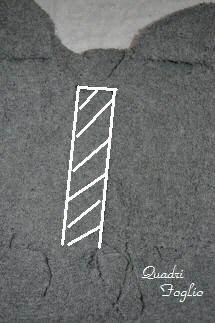 2011 A/W ボレロ 開いているところ
