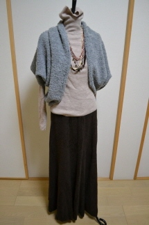2011/11 スカート コーデ
