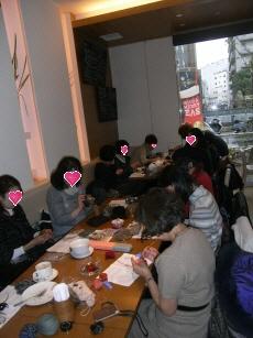 第3回 合同ニットカフェ 横浜