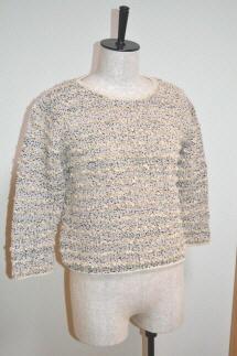 2011 母セーター 完成