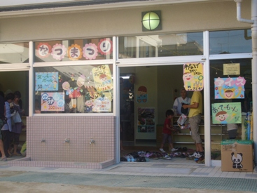 幼稚園夏祭り