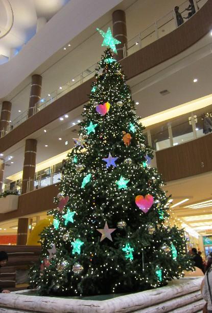 0156クリスマスツリー